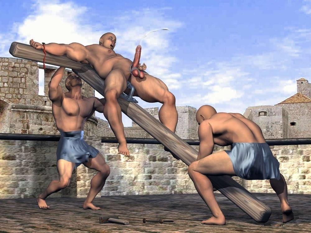 Roman slave xxx-1134