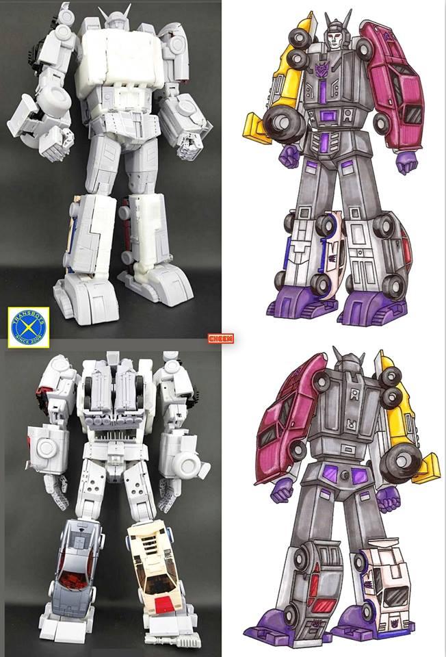 [X-Transbots] Produit Tiers - Jouets Berserkars forme Monolith (MX-XIII à MX-VII) - aka Stunticons forme Menasor/Menaseur - Page 4 5VDKxmYk_o