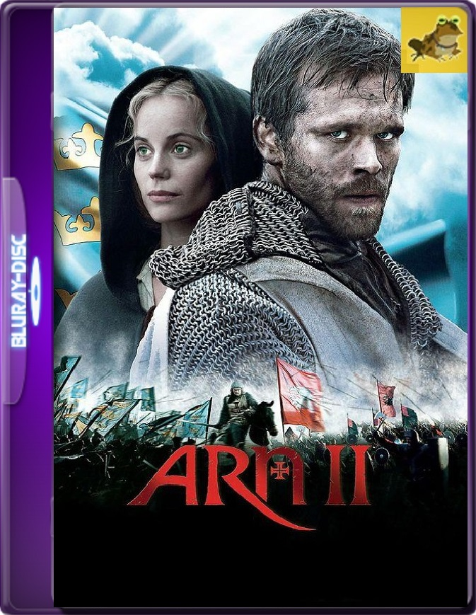 Arn: The Kingdom At Road's End (2008) Brrip 1080p (60 FPS) Sueco Subtitulado