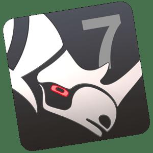 Rhino 7 7.10.21256.17002 macOS