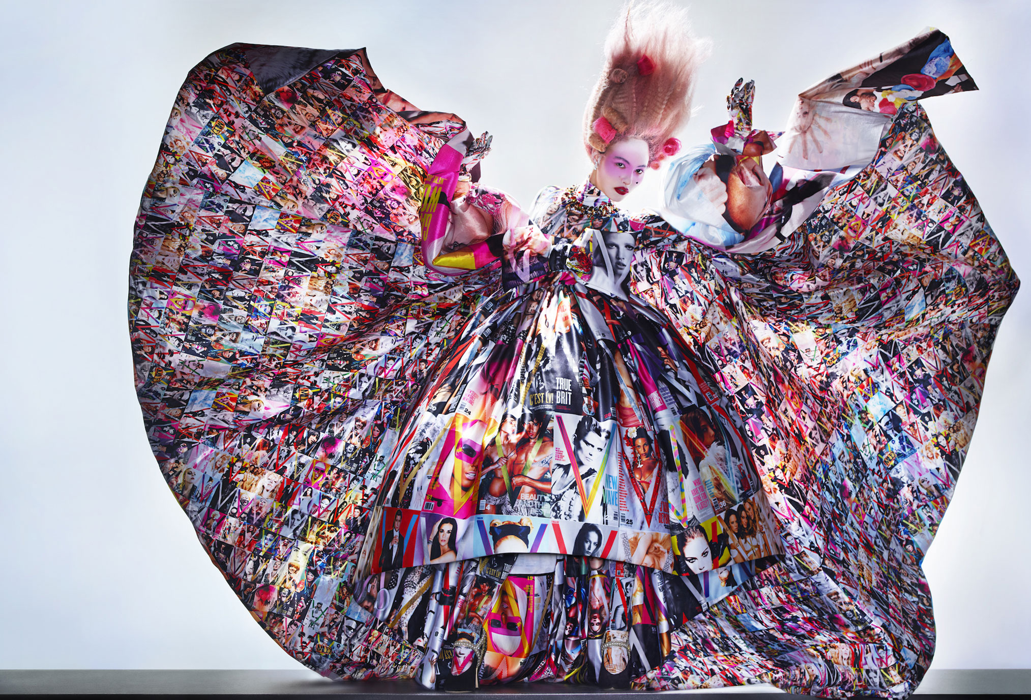Все краски глянца / фотограф Ник Найт / фото 09