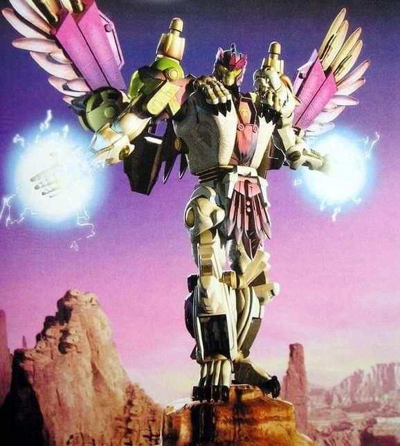 [Jiangxing] Produit Tiers – JX-Metalbeast-01 Winged Dragon et JX-Metalbeast-02 TygaEagle - aka Transmetal 2 Mégatron et Tigerhawk de Beast Wars S3 - Page 2 KRLkM1co_o