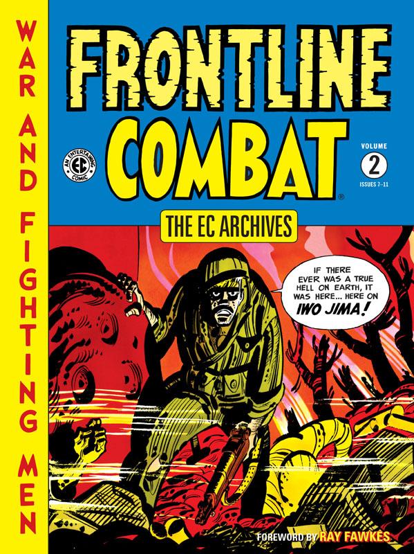 The EC Archives - Frontline Combat v02 (2019)