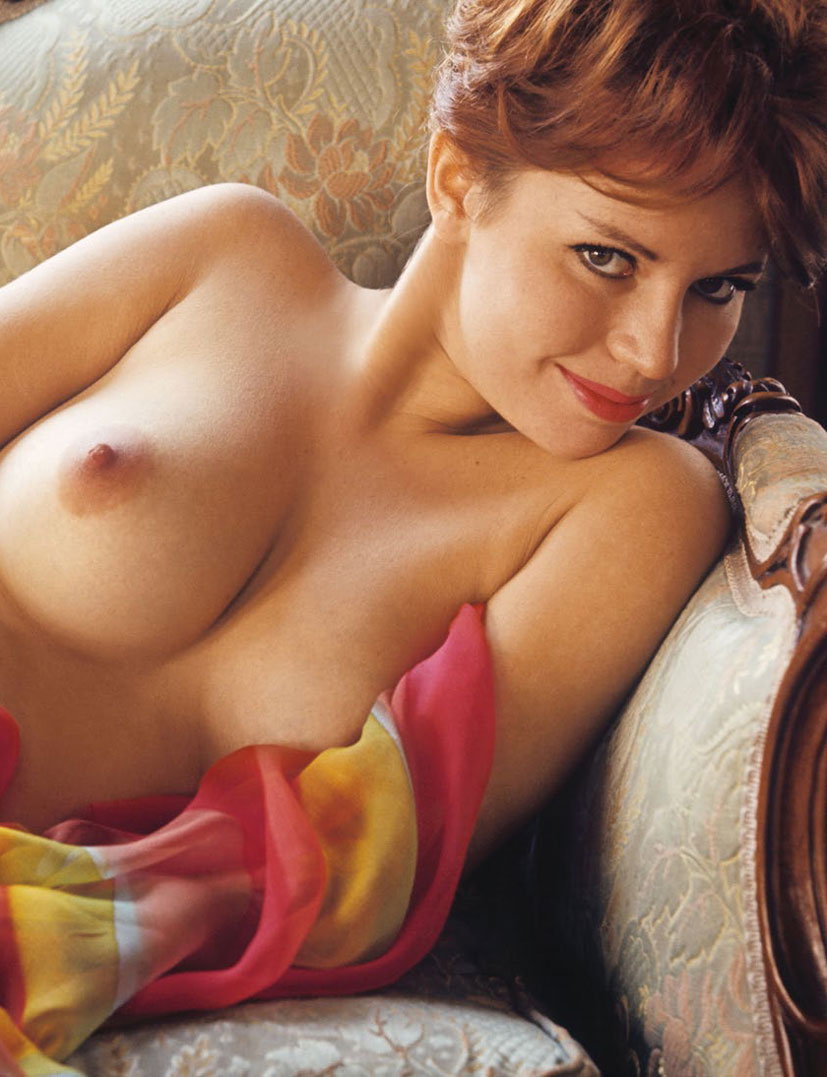 рыжие сексуальные красавицы в журнале Playboy - Gay Collier