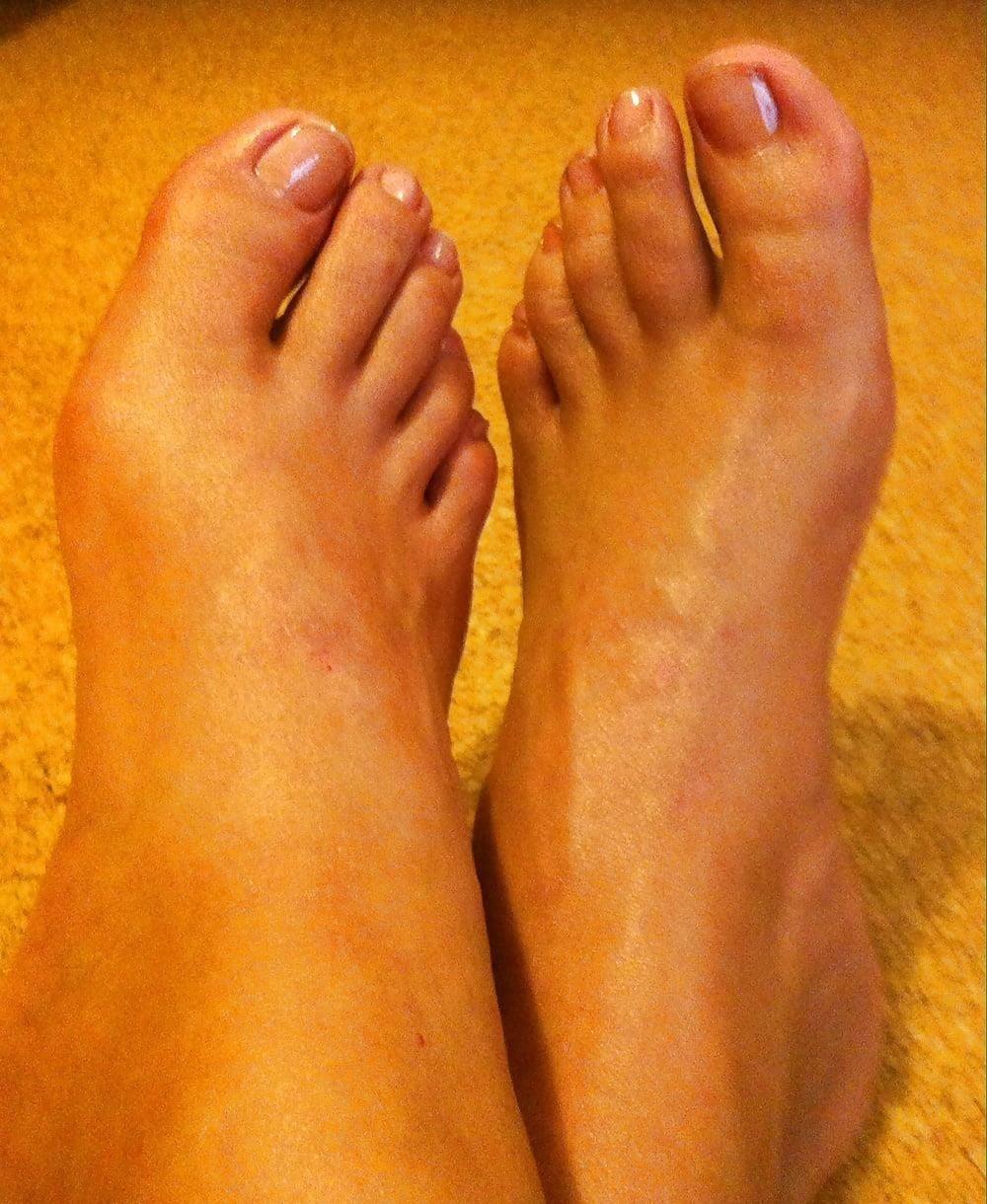 Natural tits high heels-9938