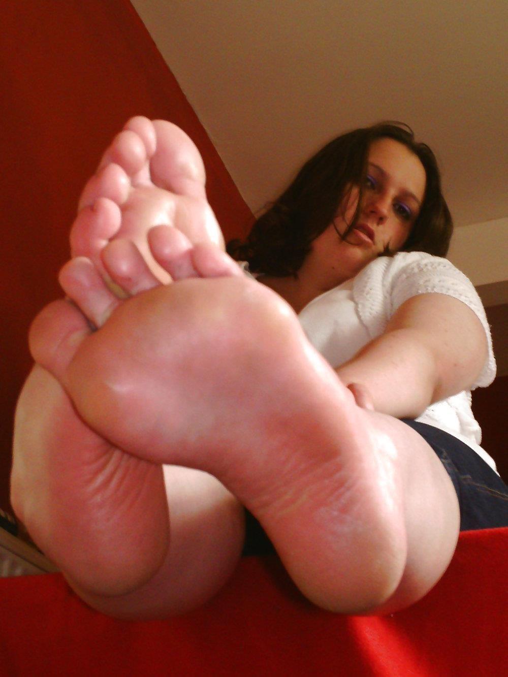Bbw foot tube-8551