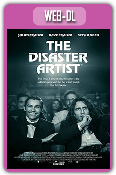The Disaster Artist (2017) 720p, 1080p WEB-DL [MEGA]