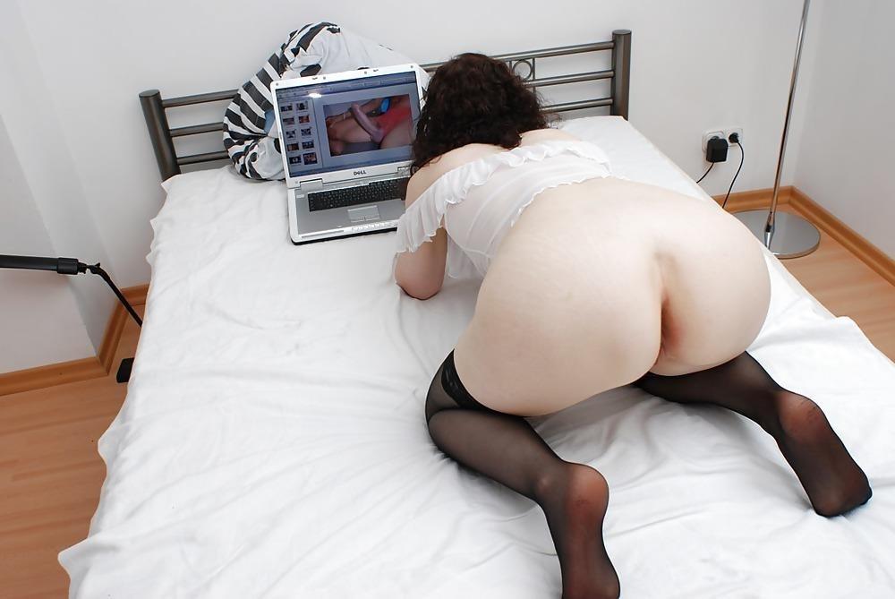 Sexy lingerie masturbation-1562