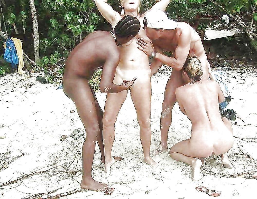 Asian beach orgy-7118
