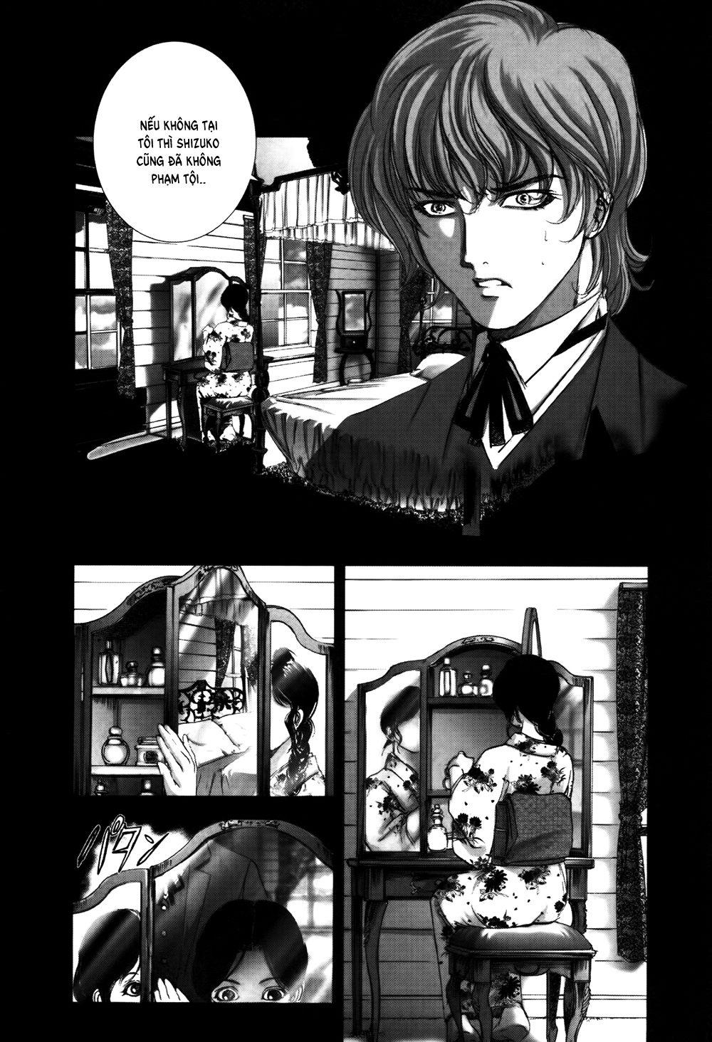 Dị Nhân Quán Chapter 56 - Trang 8