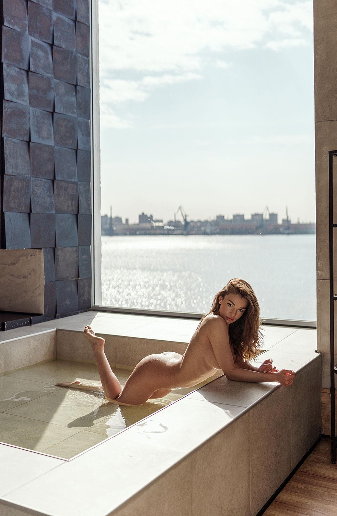 Окна в ванну Яны Палчевской / фото 08