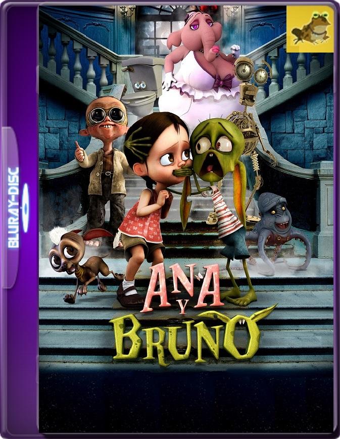 Ana Y Bruno (2017) WEB-DL 1080p (60 FPS) Latino
