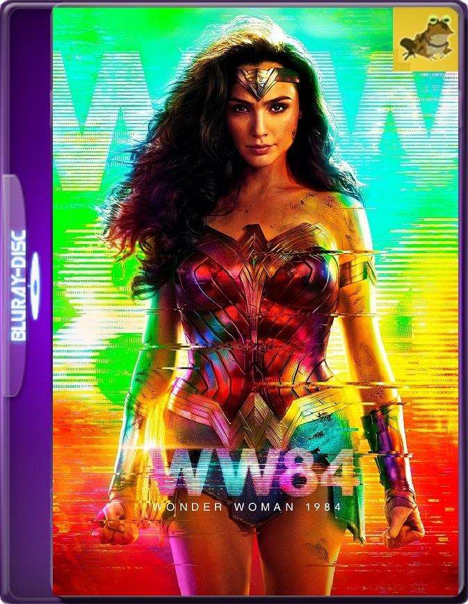Mujer Maravilla 1984 (IMAX) (2020) WEB-DL 1080p (60 FPS) Latino / Inglés