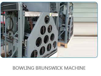 Brunswick machine