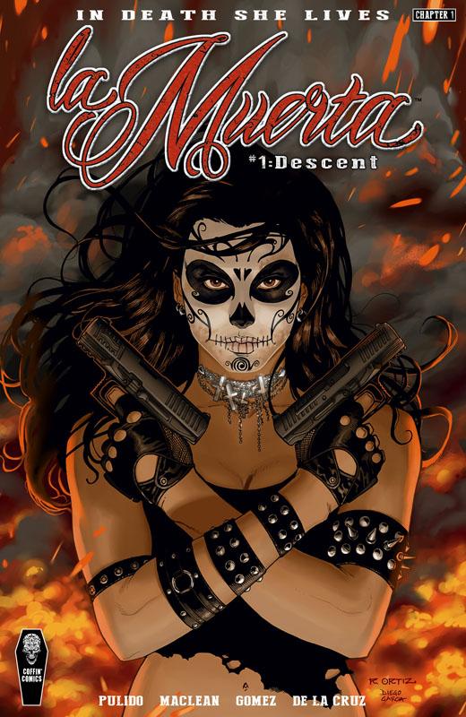 La Muerta (Chapter 01-05) (2016-2019)