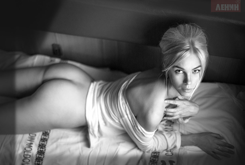 Сексуальная попутчица Даша Снежная / Dasha Snezhnaya by Sergei Lenin