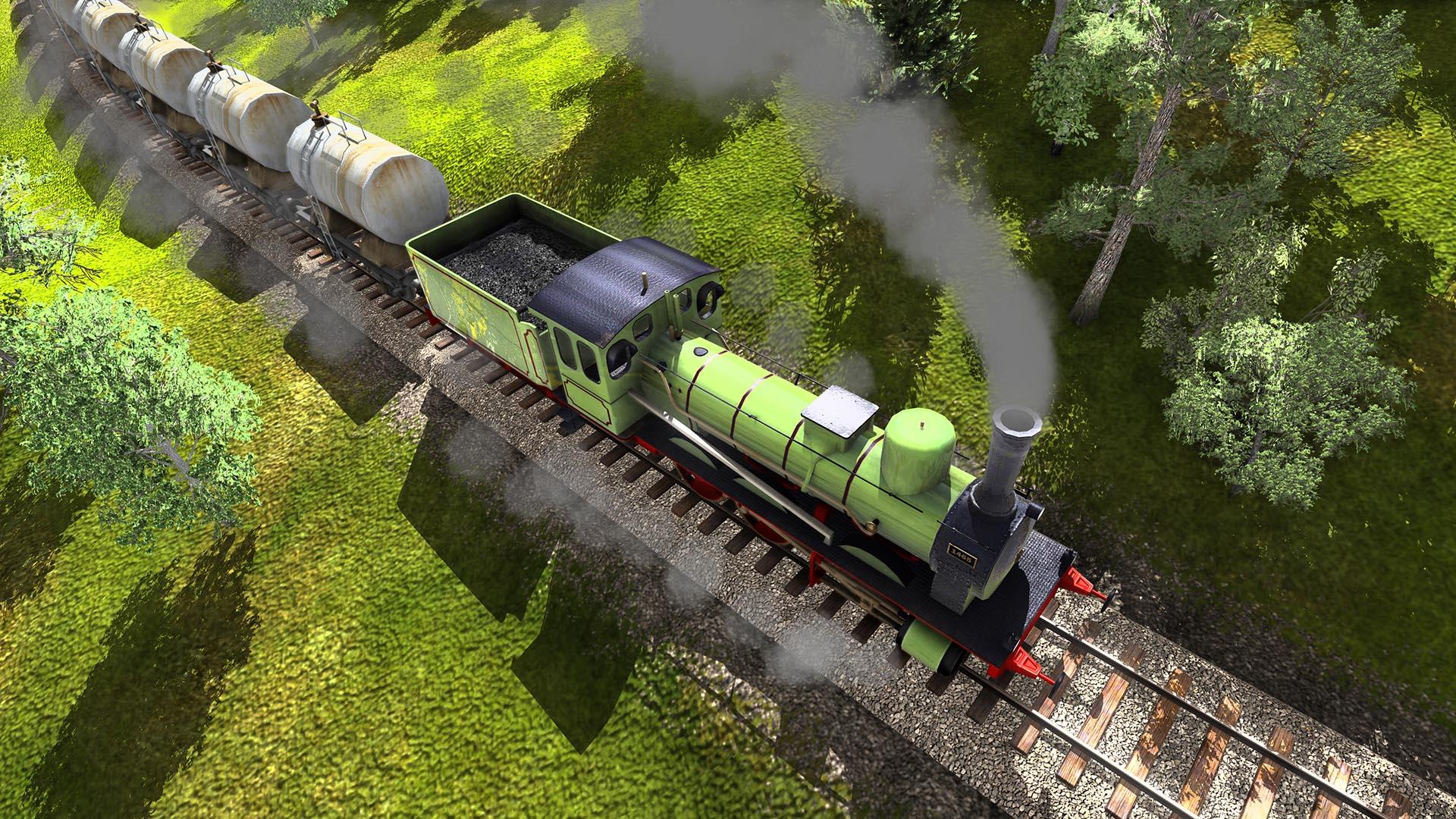 Train Fever + DLC Captura 2