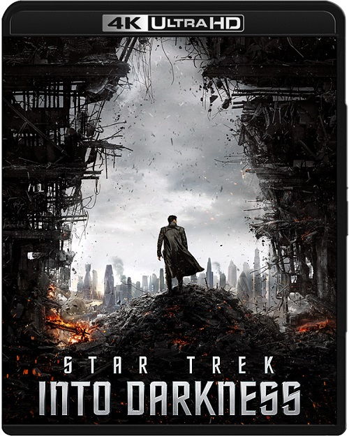 W ciemność. Star Trek / Star Trek: Into Darkness (2013) MULTi.REMUX.2160p.UHD.Blu-ray.HDR.HEVC.ATMOS7.1-DENDA / LEKTOR i NAPISY PL