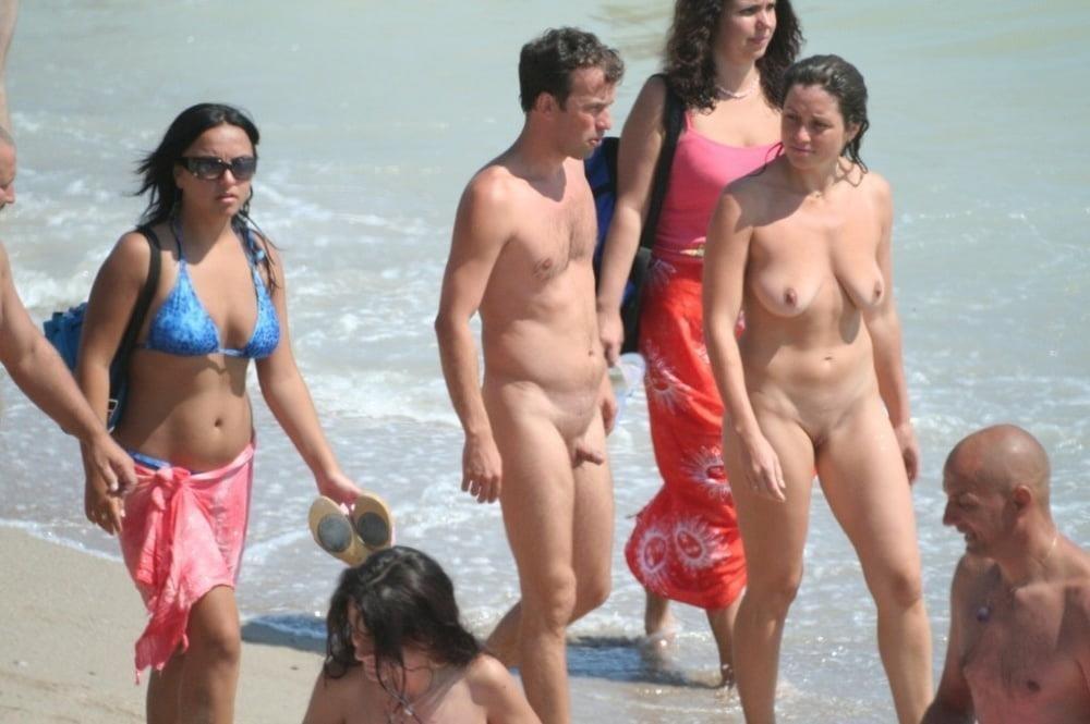 Nude beach bukake-8417