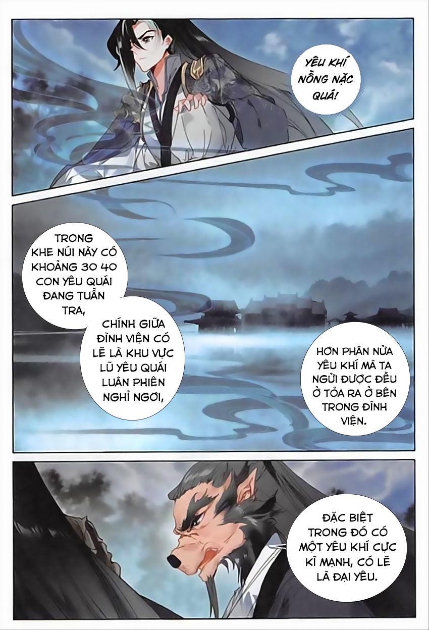 Phi Kiếm Vấn Đạo Chapter 15 - Trang 24