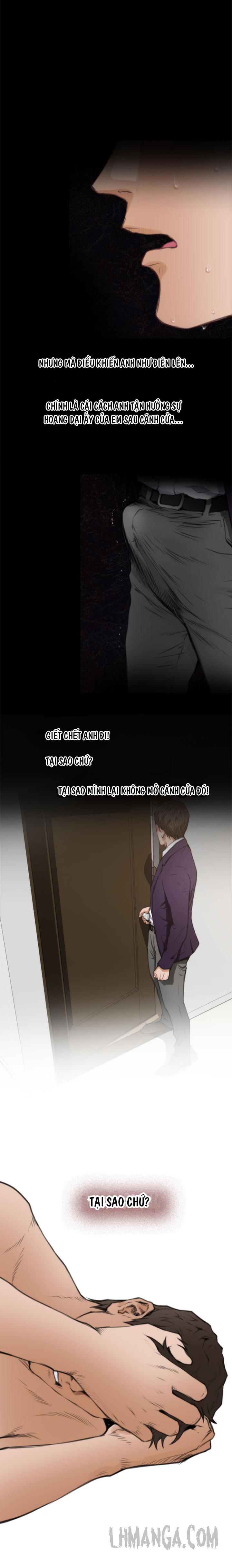 H-Mate Chapter 38 - Trang 11