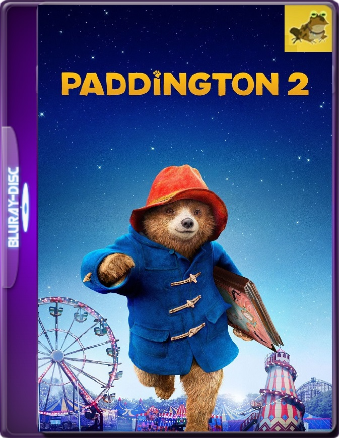Paddington 2 (2017) Brrip 1080p (60 FPS) Latino