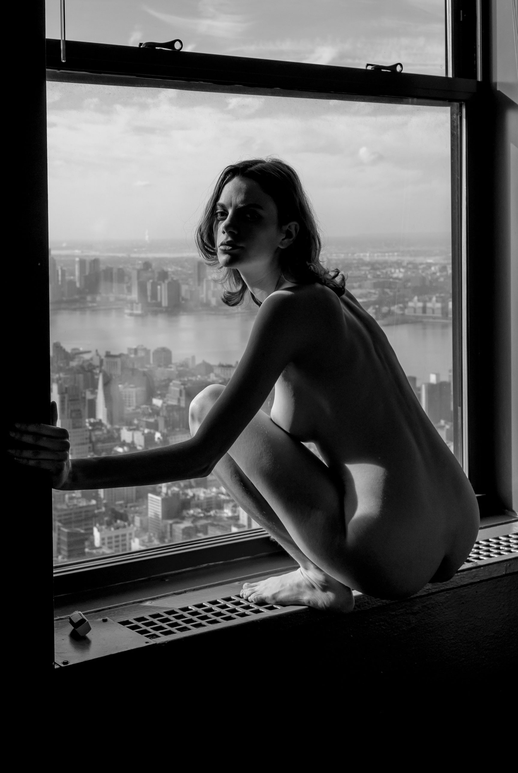 Elaina nude by Mar Shirasuna