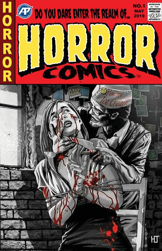 Horror Comics #1-3 (2019-2020)