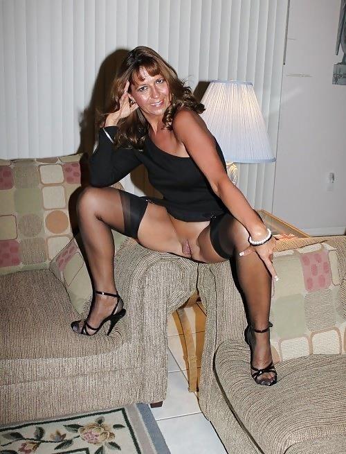 Mature amateur lingerie pics-9755