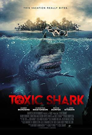 Toxic Shark (2017) UNRATED 720p BluRay x264 Eng Subs Dual Audio Hindi DD 2 0 - Eng...