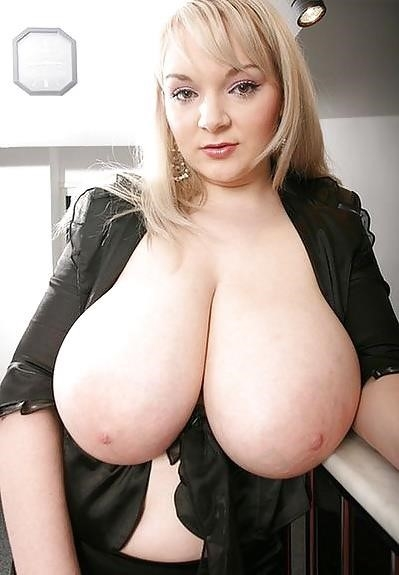 Very big naked tits-4733