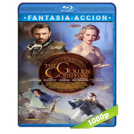 La Brujula Dorada Full HD1080p Audio Trial Latino-Castellano-Ingles 5.1 2007