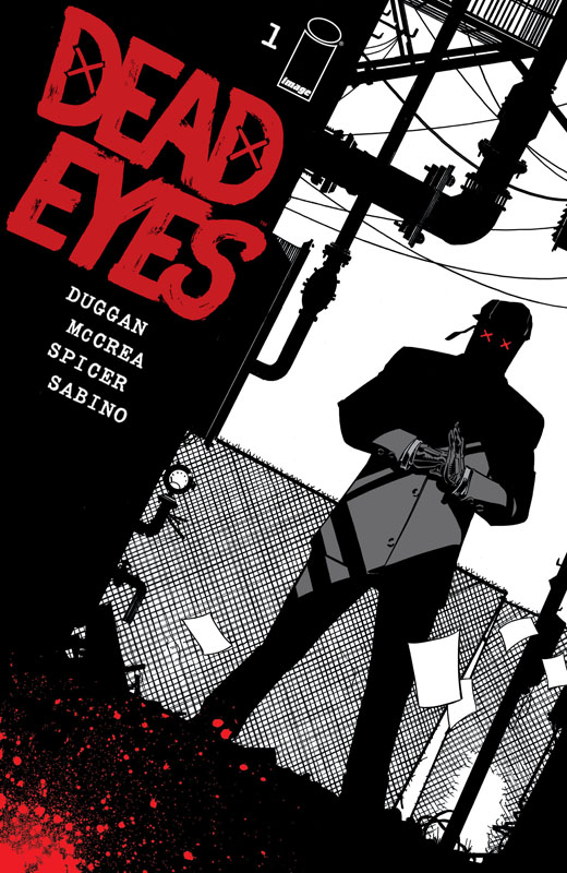 Dead Eyes #1-4 (2019-2020) Complete