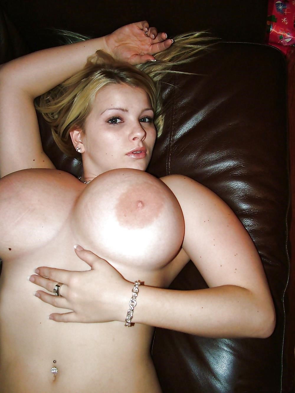 Very big naked tits-8502
