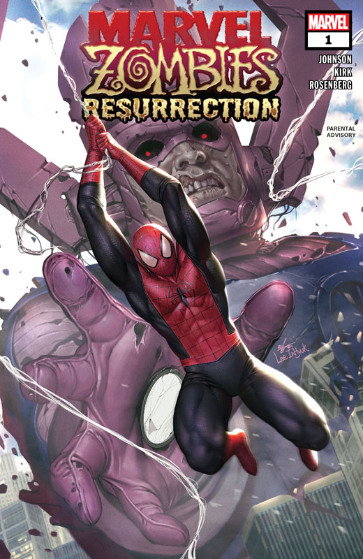 Marvel Zombies - Resurrection #1-3 (2020)