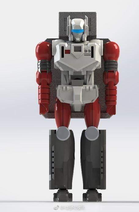 [KFC Toys] Produit Tiers - PC-14 Raijin + PC-15 Grand Raijin + P-16 Raiju - aka Ginrai (Powermaster Optimus) + Remorque de Ginrai + Godbomber = God Ginrai (TF Masterforce) PKTmKFkB_o