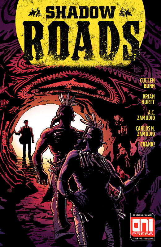 Shadow Roads #1-6 (2018-2019)