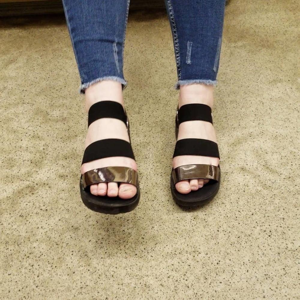 Candid feet porn-8263