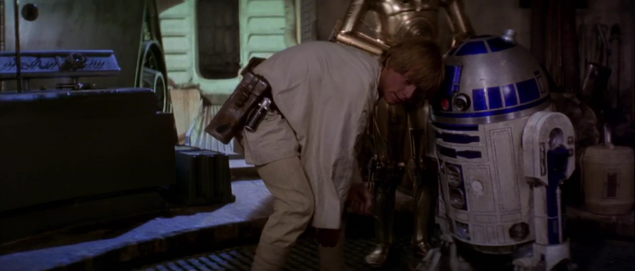 Star Wars Episodio IV 720p Lat-Cast-Ing 5.1 (1977)