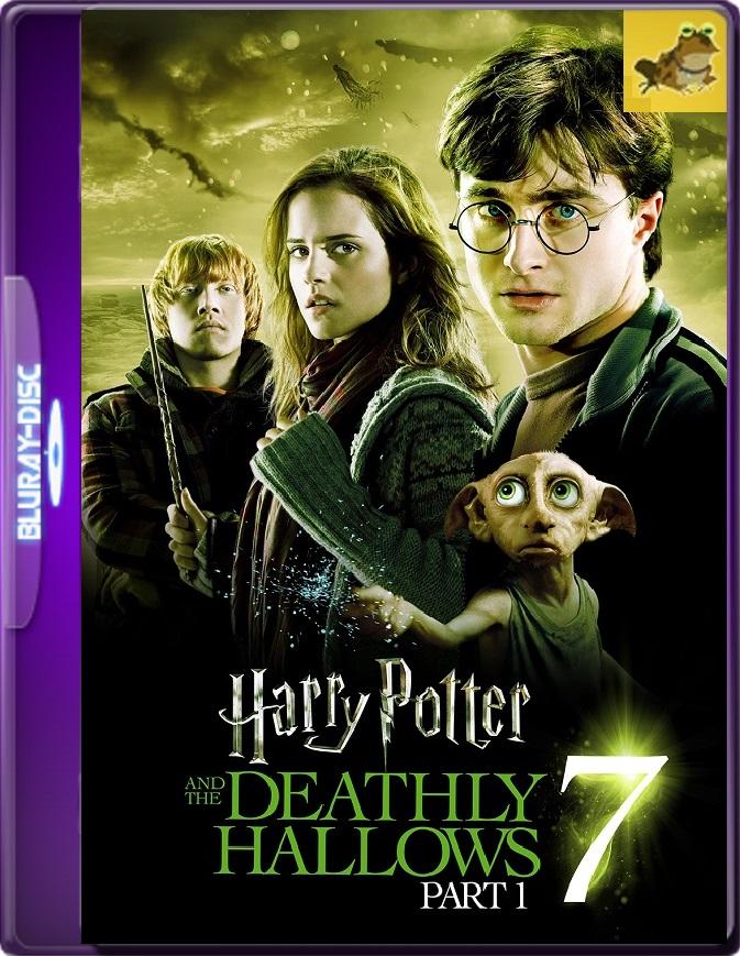 Harry Potter Y Las Reliquias De La Muerte: Parte 1 (2010) Brrip 1080p (60 FPS) Latino / Inglés