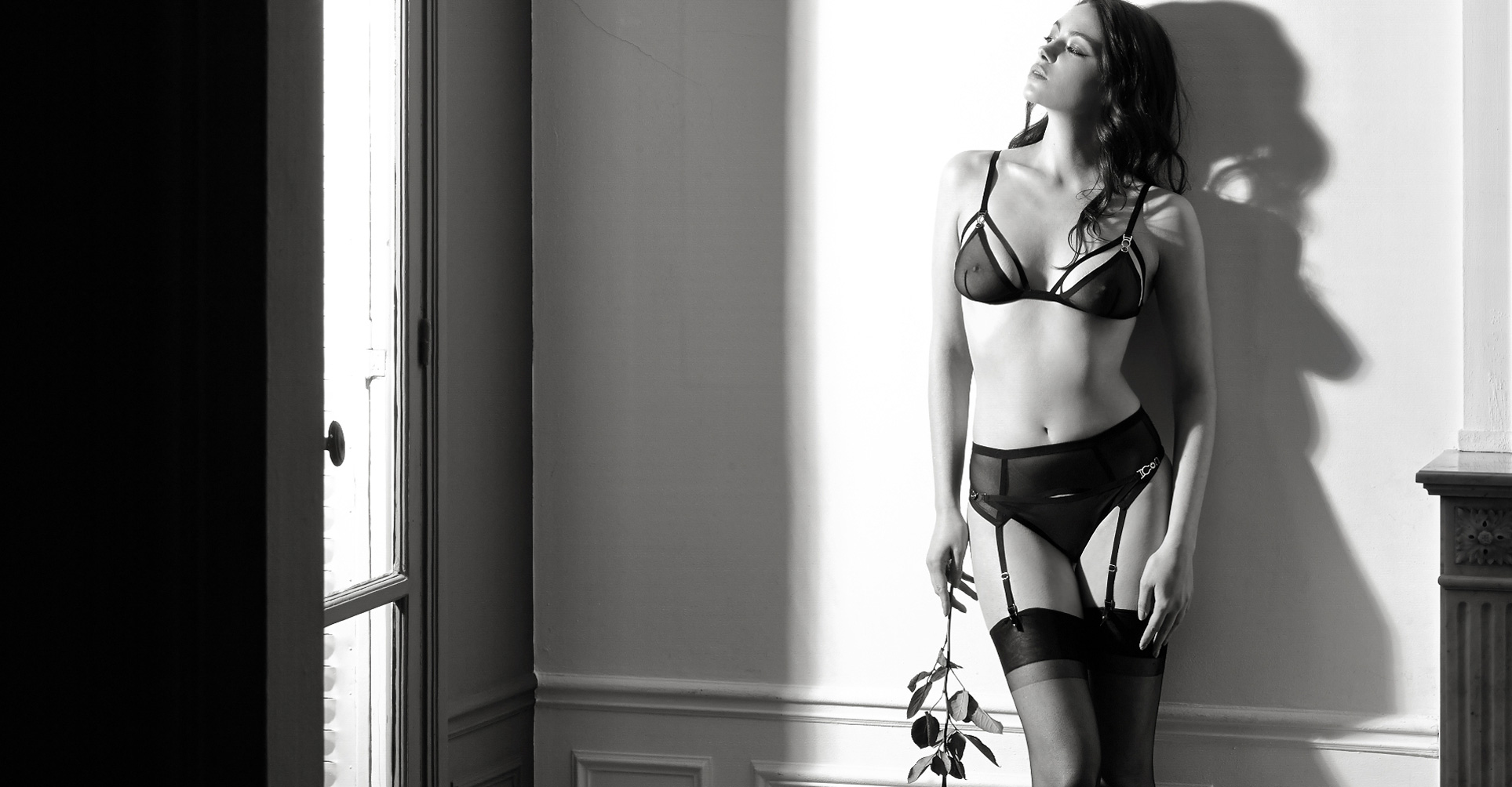 French erotic-chic sexy lingerie Atelier Amour