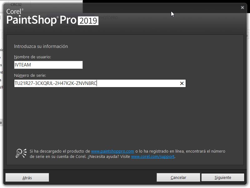 BTs1dixu_o - Corel PaintShop Pro 2019 v21.0.0.119 Ultimate [Multilenguaje] [UL-NF] - Descargas en general