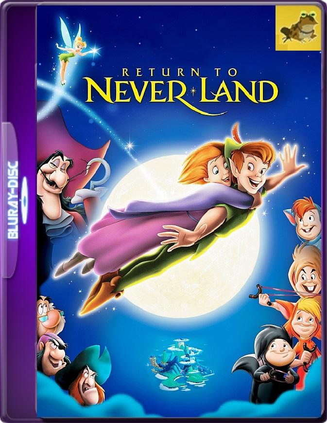 Peter Pan: El Regreso Al País De Nunca Jamás (2002) Brrip 1080p (60 FPS) Latino