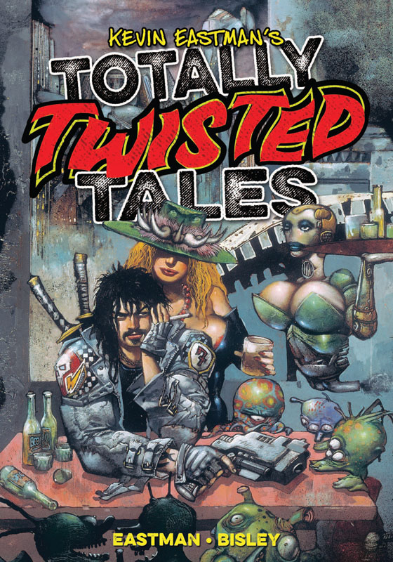 Kevin Eastman's Totally Twisted Tales (2020)