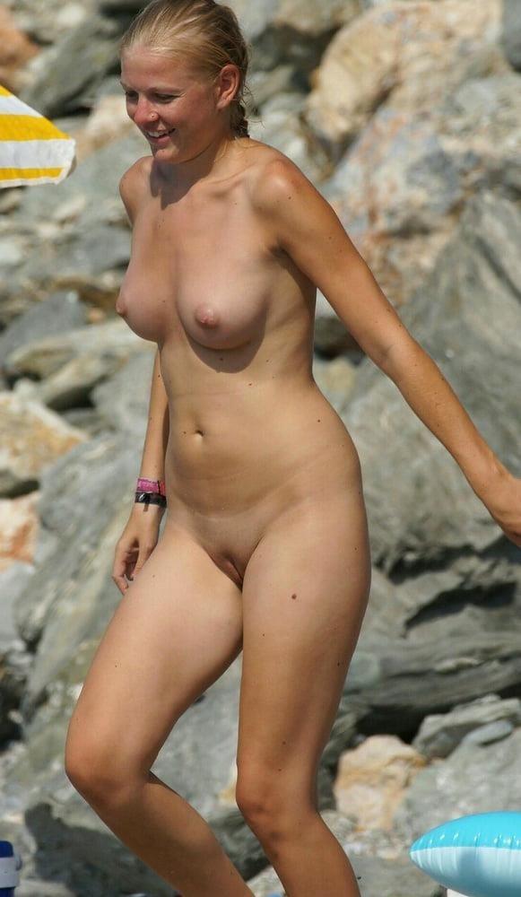 Hot girls naked at beach-5717