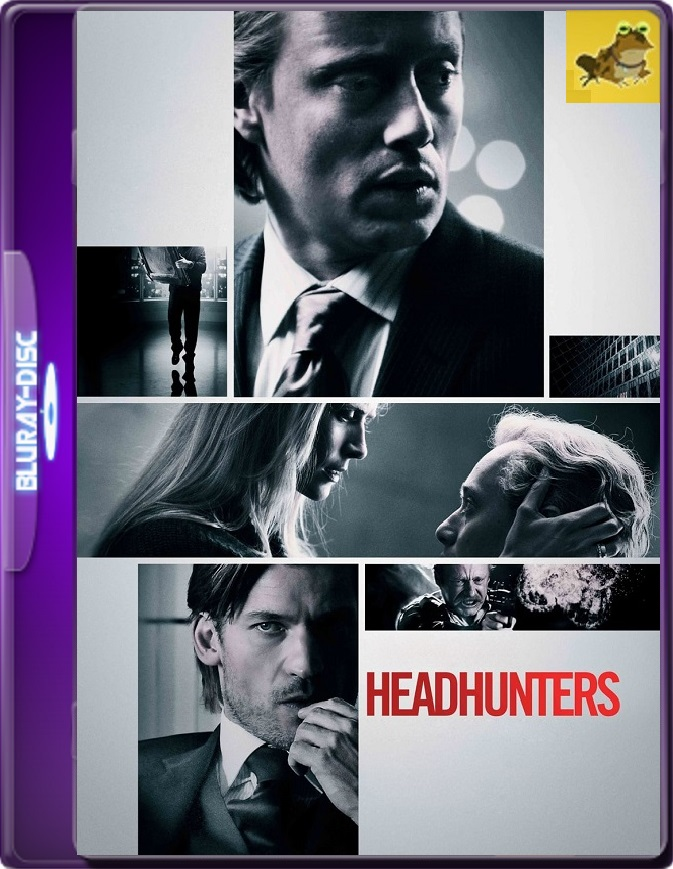 Headhunters (2011) Brrip 1080p (60 FPS) Latino / Noruego