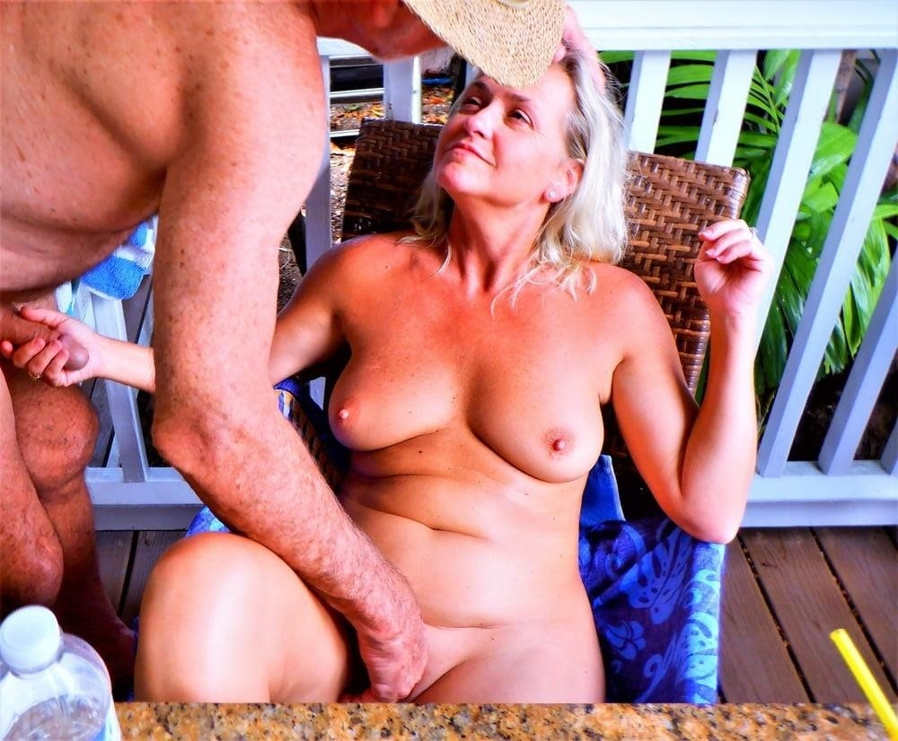 Mature blonde milf-7813