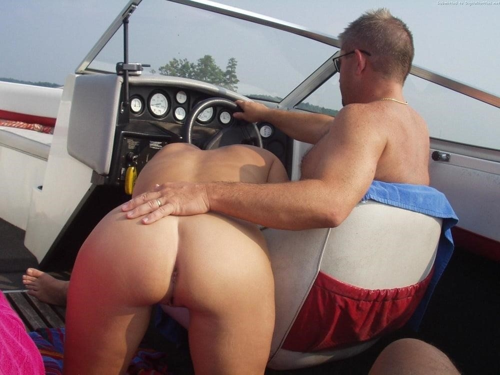 Husband shares wife in threesome-8939