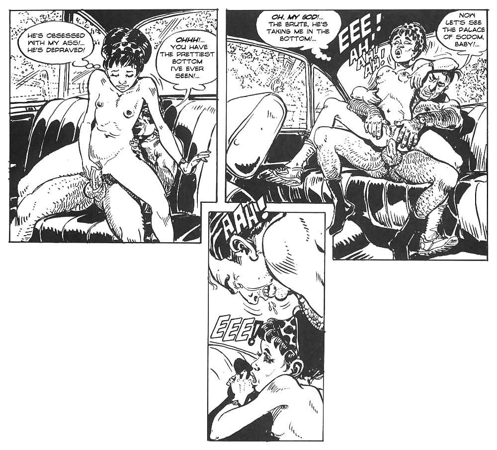 Black and white sex comics-1929