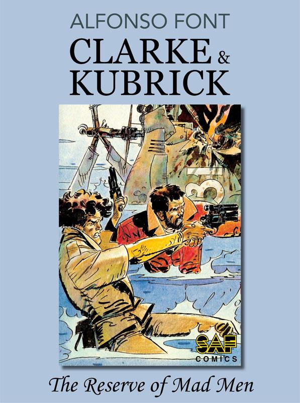 Clarke & Kubrick #1-4 (2021)